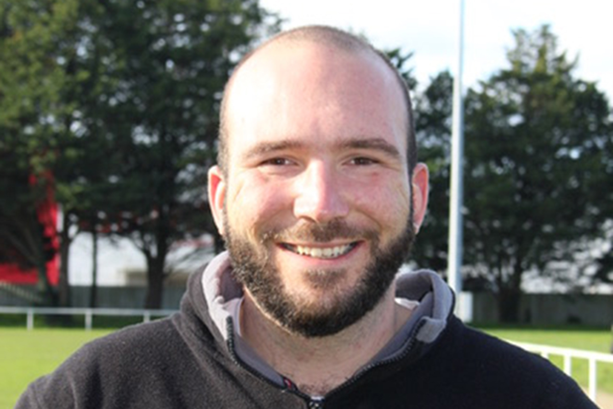Coach Nicolas Marecaux -